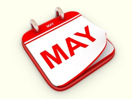 Image result for the month of may