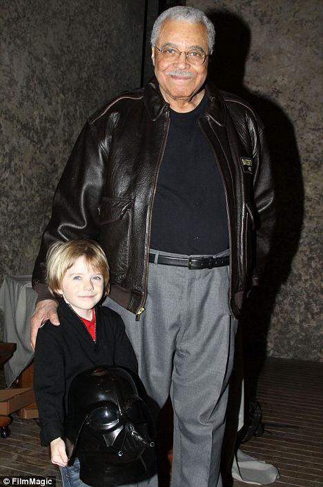 James Earl Jones & Max Page