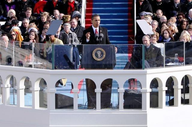 President 2013 Inauguration Inaugurate a President we