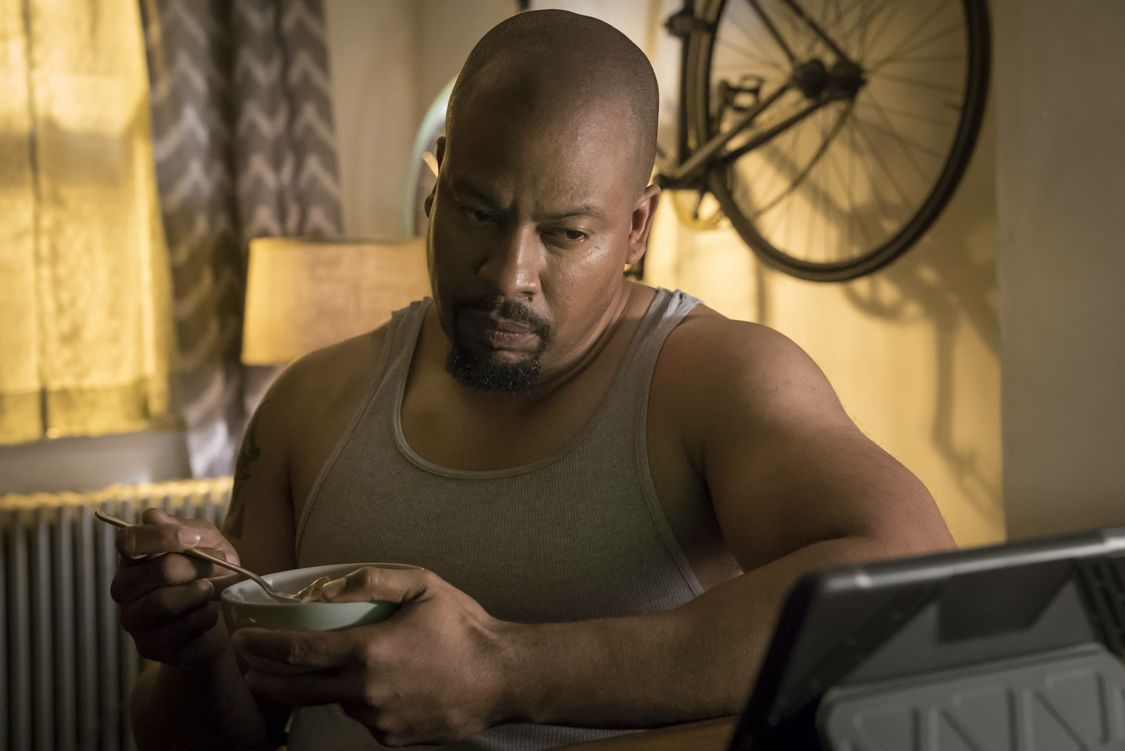"EMPIRE: Morocco Omari in the ""Sin That Amends"" episode of EMPIRE airing Wednesday, Sept. 28 (9:00-10:00 PM ET/PT) on FOX. ©2016 Fox Broadcasting Co: CR: Chuck Hodes/FOX"