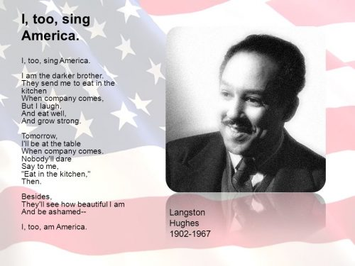 the blues i m playing langston hughes Complete summary of langston hughes' the blues i'm playing enotes plot summaries cover all the significant action of the blues i'm playing.